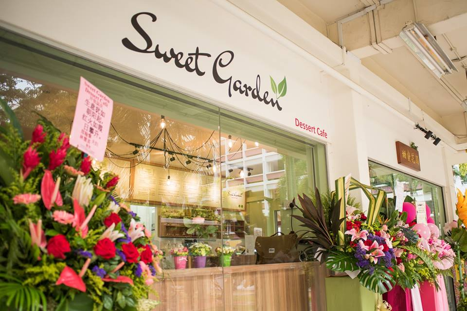 Sweet Garden Dining Cafe