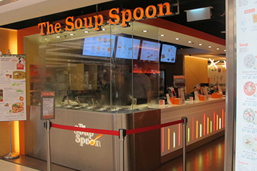The Soup Spoon @ Raffles Xchange