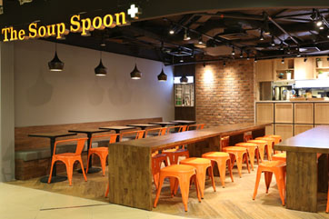 The Soup Spoon @ Paragon