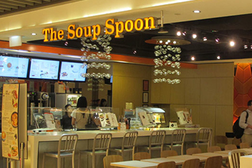 The Soup Spoon @ Marina Bay Financial Centre