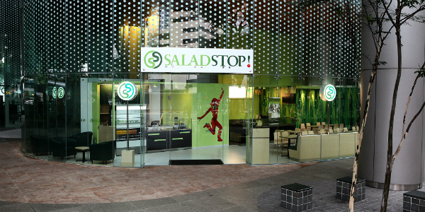 SaladStop! @ One George Street