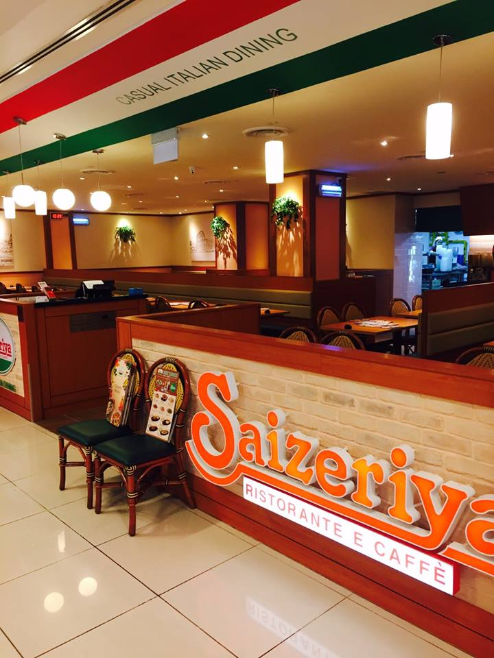 Saizeriya @ City Square Mall