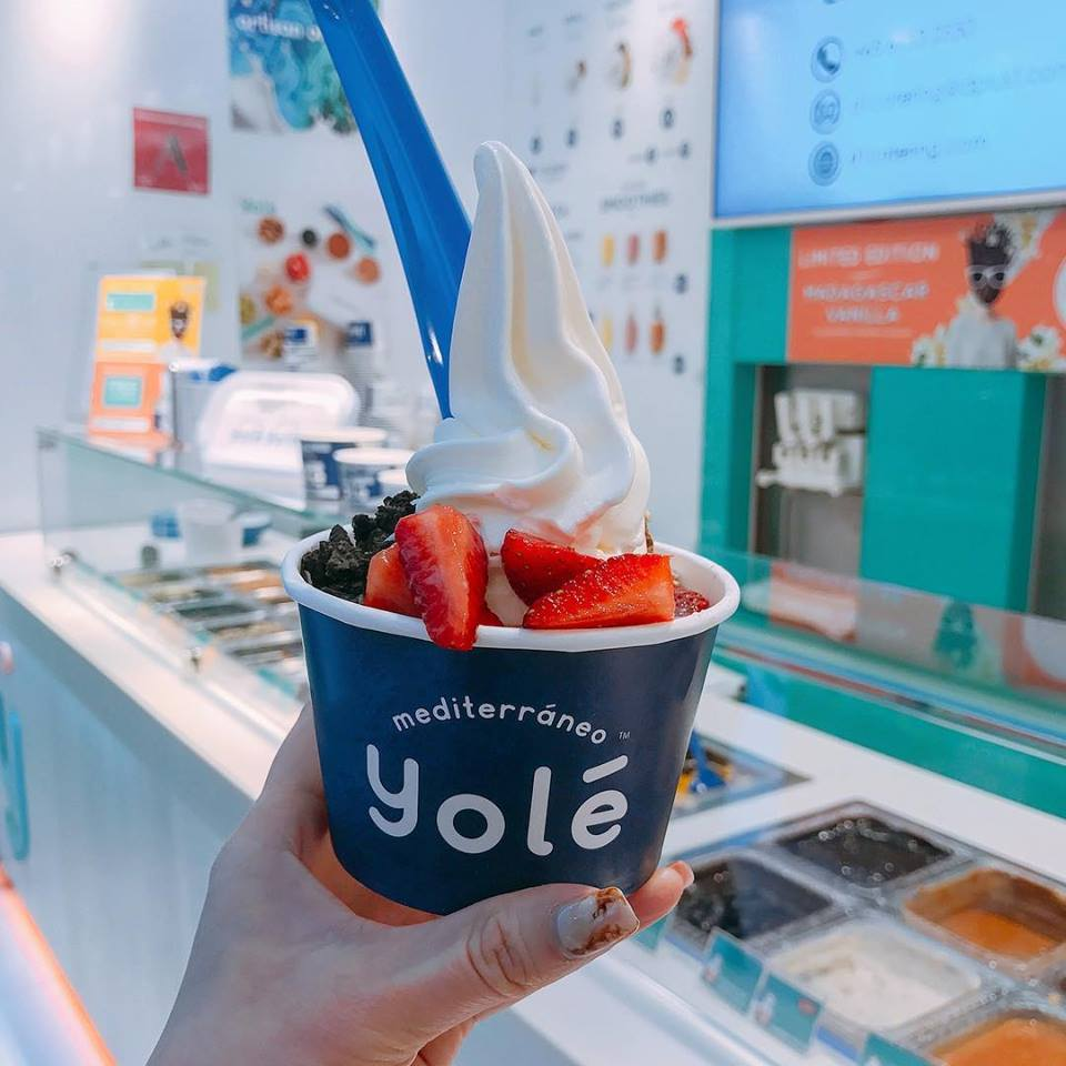 Yolé @ Suntec City Mall