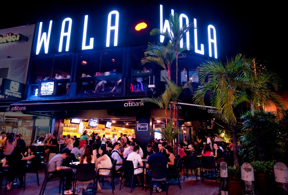 Wala Wala Cafe Bar