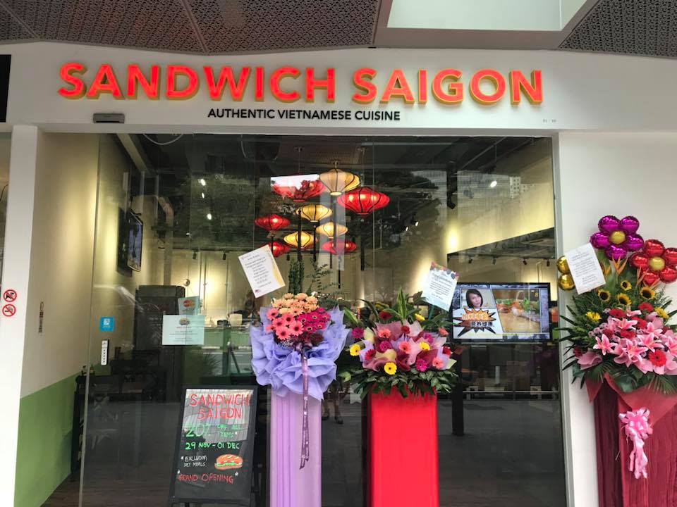 Sandwich Saigon